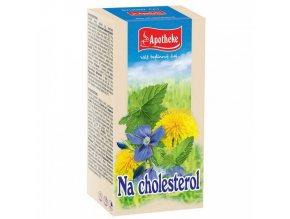 Apotheke Na cholesterol čaj 20x1,5g