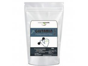 Glutamin Vegan 300 g Cocowoods