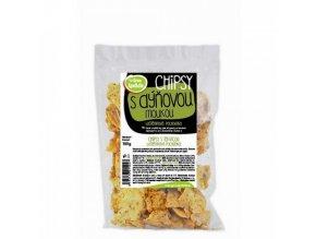 Chipsy s Dýňovou moukou 100g