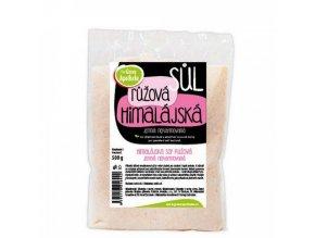 Sůl himálajská růžová jemná 500g
