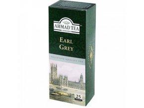 London Ahmad Earl grey čaj 25x2g