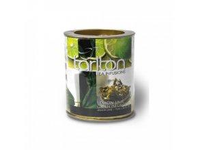 Tarlton zelený čaj syp. LEMON-LIME