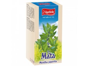 Apotheke Máta čaj 20x1,5g