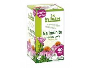 Bylinář Na imunitu a dýchací cesty čaj 40x1,6g