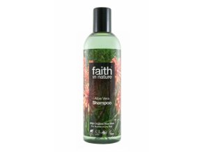 Faith in Nature BIO Šampon s Aloe Vera 250 ml