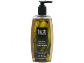 Faith in Nature tekuté mýdlo Mořská řasa&Citrus 300 ml