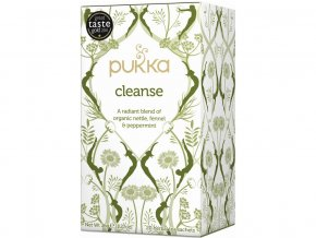 Bio čaj Cleanse Čistící 20x1,8g