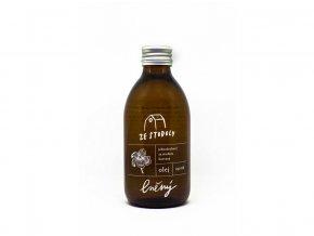Lněný olej 250ml za studena lisovaný