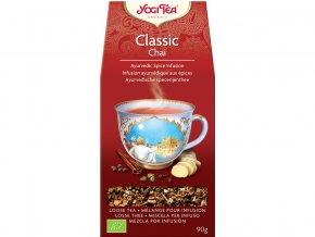 Bio Classic Chai sypaný Yogi Tea 90 g