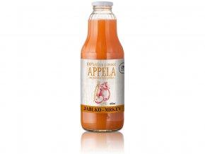 Jablko - mrkev 1l - 100% přírodní šťáva
