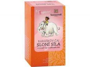 Bio Raráškův čaj - Sloní síla - porc. dárkový 40g (20sáčků)