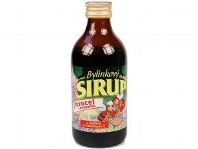Sirup Jitrocel+Echinacea 325 g