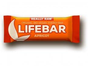 Bio tyčinka Lifebar meruňková 47g