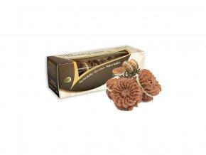 Bio Koláčky čokoládové s kešu krémem 80g