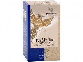 Bio Bílý čaj Pai mu tan porcovaný 18g