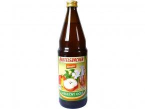 Bio Jablečný ocet nepasterizovaný 0,75l (vratná lahev)