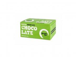 Matcha čokoláda 30g - Balení 15ks