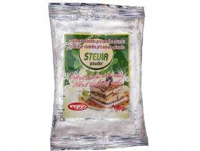 Stolní sladidlo v prášku na bázi steviol-glykosidů 100g