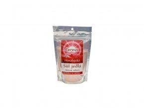 Himálajská sůl růžová mletá 200g