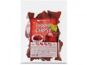 Řepové chipsy 100g