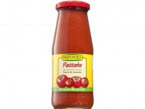 Bio passata drcená rajčata 410g