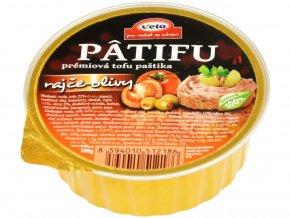 Patifu rajče- olivy 100g