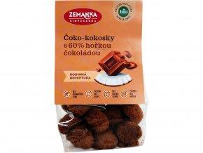 Bio Čoko-kokosky s kakaem 100 g