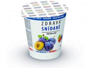 Zdravá snídaně - Švestka / fíky 78g