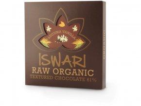 Bio Raw čokoláda - Vanilla-Lucuma 75g