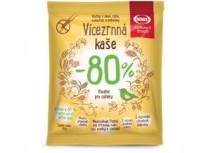 Vícezrnná kaše -80%  65 g