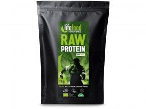 Bio protein konopný raw - gastro 1 kg