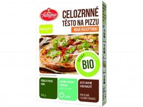 Bio těsto na pizzu celozrnné Amylon 250g
