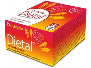 Dietal doplněk pro redukci tělesné hmotnosti 10-denní kůra
