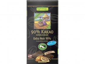 Bio Hořká čokoláda 90% s kokosovým cukrem 80g