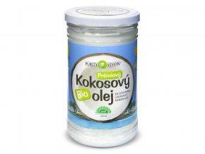 Bio kokosový olej panenský 900ml