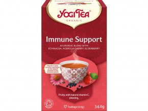 Bio Podpora imunity Yogi Tea 17 x 2 g