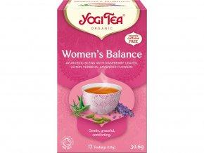 Bio Rovnováha ženy Yogi Tea 17 x 1,8 g