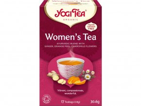 Bio Pro ženy Yogi Tea 17 x 1,8 g