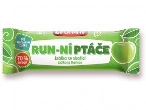 Tyčinka  Run-ní ptáče jablko se skořicí 35g