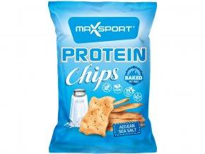 Protein Chips – mořská sůl  45g