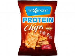 Protein Chips - grill party 45g