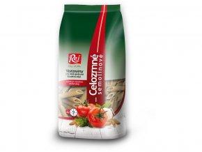 Těstoviny PENNE - celozrnná semolina 400g