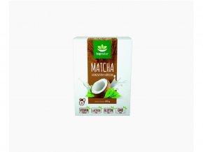 Matcha s kokosovým nápojem 200g