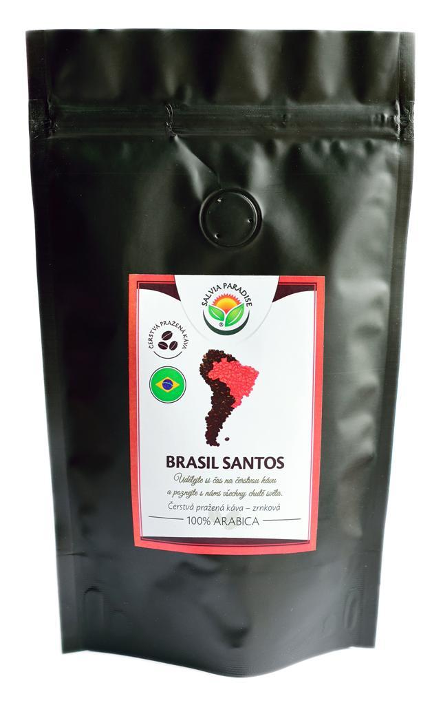 Káva - Brasil Santos Balení: 1000 g