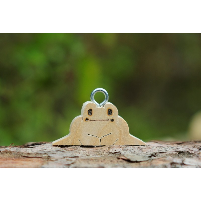 Klíčenka žába