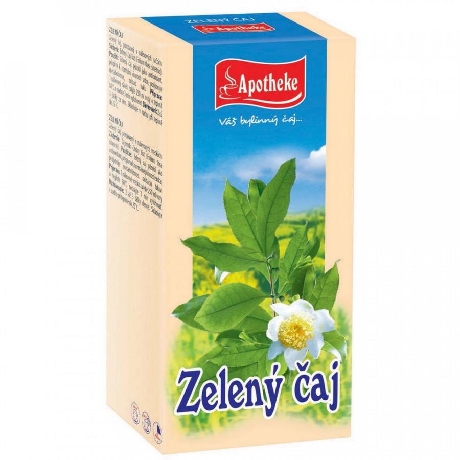 Apotheke Zelený čaj 20x1,5g