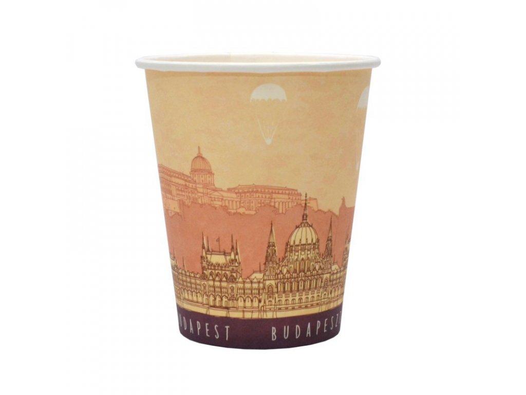 paper cup metropolitan 200 ml