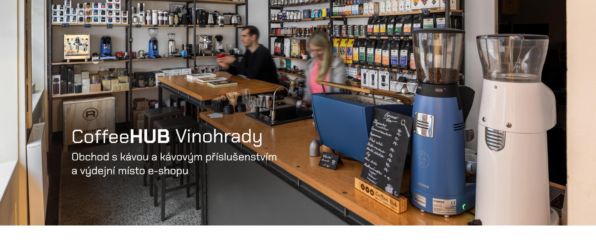 CoffeeHub Bělehradská