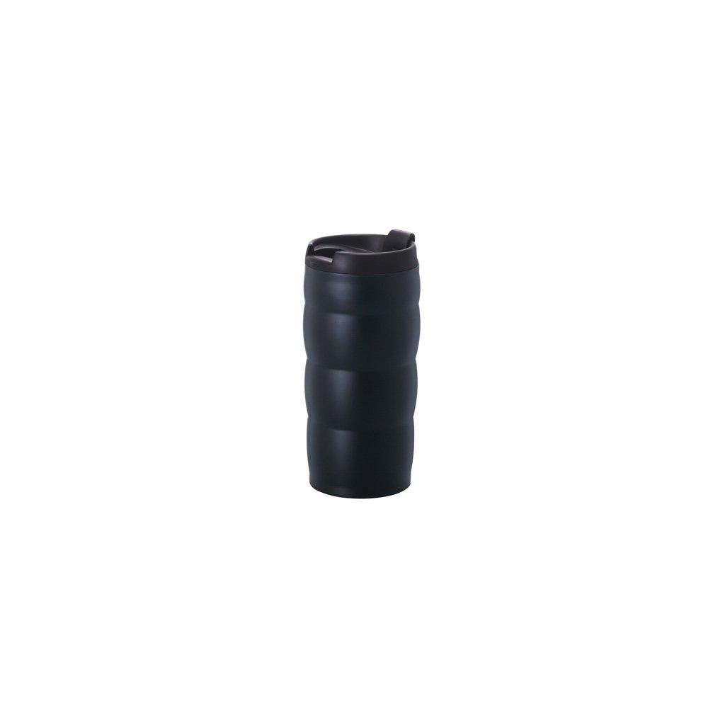 Termohrnek - Hario V60 Uchi 350 ml (černý)
