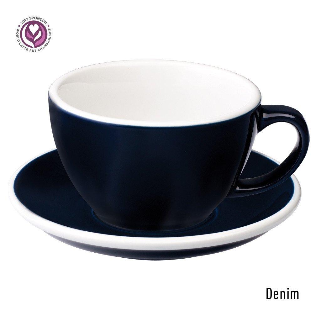 Latte šálek - Loveramics Egg 300 ml (denim)
